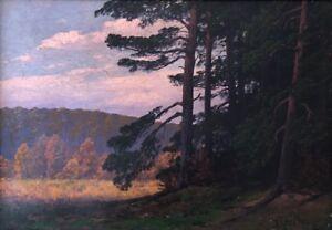 Rudolf Hellgrewe (1860 - 1935) - Märkische Landschaft