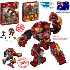 LEGO Marvel Super Heroes The HULKBUSTER SMASH-UP 76104 NEW & SEALED