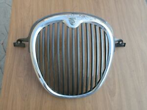 03-08 Jaguar S-Type Exterior Front Radiator Grill Grille OEM JP 3