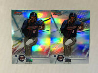 ROYCE LEWIS LOT OF 2 2018 Bowman's Best Top SP RC REFRACTORS #TP-18! TWINS! HOT!