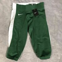 Nike Mens Pants Size M Open Field Football Leggings Green 615745