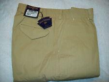 Bills Khakis 100% Cotton Cambridge Cloth Madison Pant NWT 33 unhemmed $165 Camel
