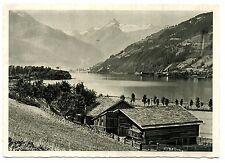 Zell Am See Postcard Austria Georg Neumann Hotel Lake Vintage Unposted