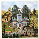 """Jane Wooster Scott Signed & Numbered L/ED Lithograph """" Boys Will Be Boys """""""