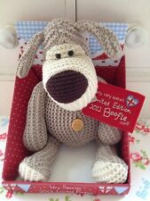 ⭐ Boofle muy Limited Edition ⭐ 2012 Oso Suave Juguete ⭐