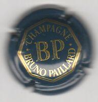 capsule de champagne BRUNO PAILLARD, bleu foncé et or