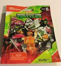 Mega Construx Ninja Turtles Sammelfiguren  12 Tüten  Serie 4
