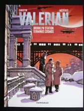VALERIAN tome 10 Brooklyn station - Terminus cosmos COMME NEUF