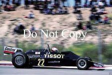 CLAY REGAZZONI ENSIGN n177 Gran Premio di Spagna 1977 Fotografia