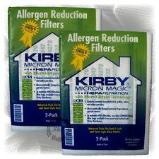 TOP >> 2 x 2er Pack Original KIRBY Allergen Filter für G3 - Sentria II (205811)