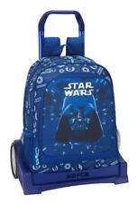 Star Wars cartable à roulettes trolley L sac à dos Neon 43 cm détachable 297436