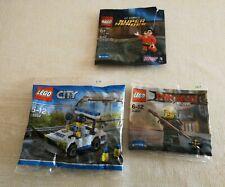 Pack Figuras LEGO Nuevas Marvel Justice League City Ninjago Movie Justicia