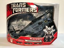 Hasbro Transformers Movie Voyager: Blackout Action Figure