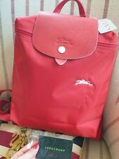 Longchamp Le Pliage Back Pack New with Tags !!
