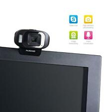 AUSDOM AF225 Full 1080P HD Autofocus Webcam Network Camerawith Mic for Skype PC