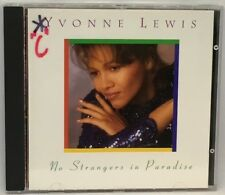 No Strangers in Paradise Single by Yvonne Lewis Religious Spiritual