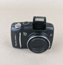 Canon PowerShot SX110 IS 9MP Digitial Camera 8GB SD Memory Bundle TESTED