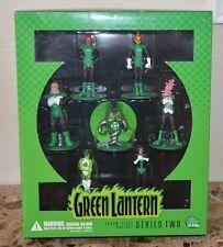 Dc Direct Lanterne Verte Sept Pièce PVC Séries 2 non Ouvert de Collection