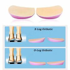 Pair O/X Type Leg Heel Inserts Pronation Supination For Bowlegs and Knock Knees
