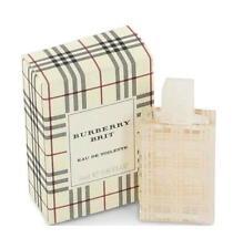 BURBERRY BRIT 5 ml EDT eau de toilette Splash Women's Perfume NIB New .16 oz
