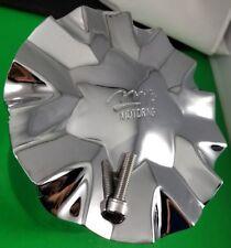 MB Motoring Slider 437 Chrome wheels center cap # C437R  70682295F-1