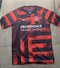 Nike Portland Thorns FC Stadium 2019 Soccer Jersey AR0722-671 Youth Size XL