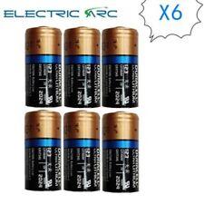 6x Duracell CR123A CR17345 DL123A 123A CR123 3V Ultra Lithium Batteries EXP2024