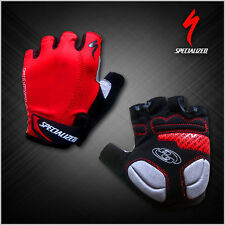 GUANTES CICLISMO GEL  ESPECIALIZED BICI BICICLETA BIKE BTT MOVIL MTB -M L XL