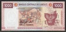 Djibouti P-42 1000 Francs 2005 Unc