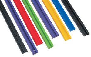 Garland Mfg Co - 26-4900-1-01-01 - Slides - UHMW - Black - 26 - 49in 4703-0004