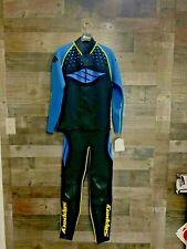 SALE!!! Slippery Breaker WetSuit . Blue Black XL , M