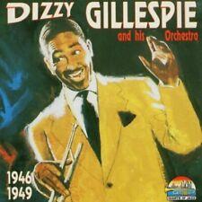 Dizzy Gillespie Giants of jazz (1946-49)  [CD]