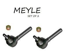 For Mercedes Benz 190C SET OF 2 MEYLE Steering Tie Rod End 000 338 50 10 NEW