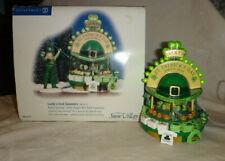 New ListingDept 56 The Original Snow Village Lucky's Irish Souvenirs #55157 Missing Person