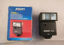JESSOPS 150A  AUTO FOCUS Shoe Mount Flash In Original Box