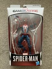 Marvel Legends Gamerverse Spider Man Gamestop REFER TO PICS