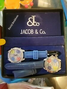 Jacob & Co. Watch Five Time Zone Watch