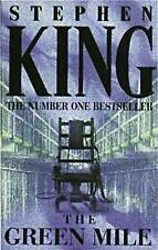 The Green Mile, By Stephen King,in Used but Acceptable condition