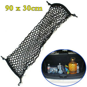 Universal Car Back Seat Trunk Hanging Mesh Storage Bag Cargo Nylon Net Organizer
