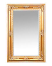 Wandspiegel 115cm X 86cm Spiegel Gold antik