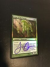 1x Liege of the Tangle SIGNED SOM MTG Magic Flat Rate Ship