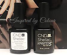 CND Shellac Soak off UV LED GEL Nail Polish Original Top Coat .5oz / 15ml