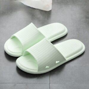Summer Slippers Women Men Shoes Bathroom Indoor Sandals Home Non-slip Sandalias
