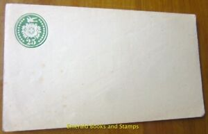 EBS Switzerland - 19th century - Prepaid Envelope embossed