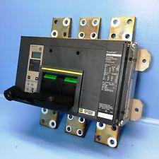Square D Rlf36120Cu44Ae1 Rl 1200 Amp PowerPact Circuit Breaker 1200A Rl1200 Lsig