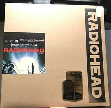 Radiohead Street Spirit (Fade Out) 12'' Vinyl 45 RPM EP 180 New Sealed 2009 LTD
