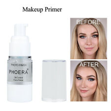 Phoera Face Primer Makeup Base Oil Control Moisturise Skin Invisible Lines Pores