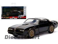 Jada 1:32 Hollywood Rides 1977 Pontiac Firebird Smokey & The Bandit 31061 Model