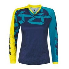 New Ski-Doo Womens X-Team Jersey Teal - Non Current 454120_74