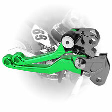Pivot Brake Clutch Lever for Kawasaki KX80/85 98-15 KX125/250 90-04 KX250F 04